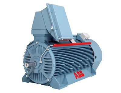 ABB high voltage rib cooled motors, type NXR and AXR - ABB high voltage induction motors
