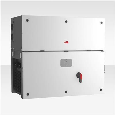 Trio-50. 0/60. 0-tl three-phase string inverters (abb string.