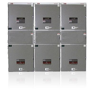 ANSI indoor switchgear Advance Abbreviated - Cassettes and