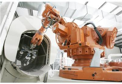 Precision Casting - ABB Robots For Foundry & Forging Industry