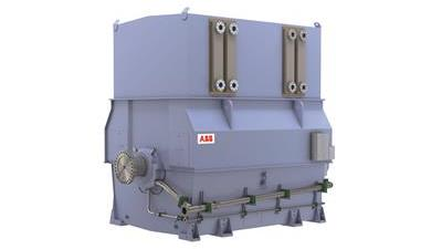 Generators for steam and gas turbines - Generators | ABB