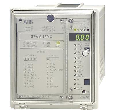 Abb protection Relays Manual