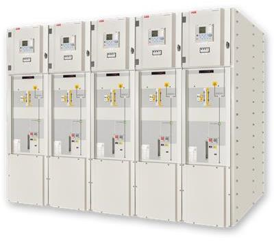 Medium voltage IEC air insulated primary switchgear (AIS
