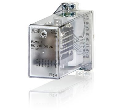 RXMS - COMBIFLEX Modular Relays and Accessories (Substation ...