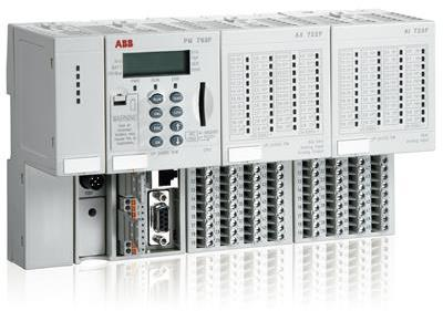 AC 700F Controller for ABB Freelance DCS - Controllers for ABB