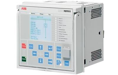 Feeder Protection Relay Ref615 Ansi Feeder Protection