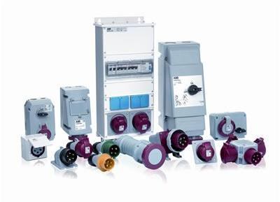 Industrial Plugs And Sockets Cee Plugs And Sockets Abb