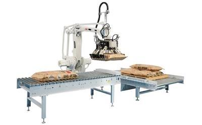 Palletizing Grippers - Application Equipment and Accessories