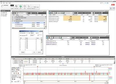 Drive composer - Software tools | ABB