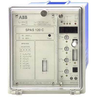 Directional earth-fault relay SPAS 120 C - Service and