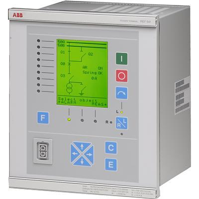 Feeder terminal REF 541 - Feeder protection and control